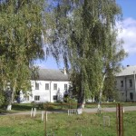 L'ospedale a Podhajce