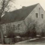 Родной дом сестры Марты