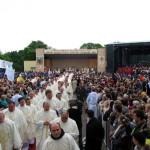 Procesja po Eucharystii