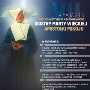 VII Rocznica beatyfikacji S. Marty